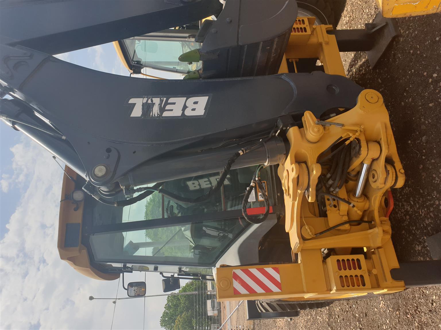 BELL 315 SJ 4X4 TLB