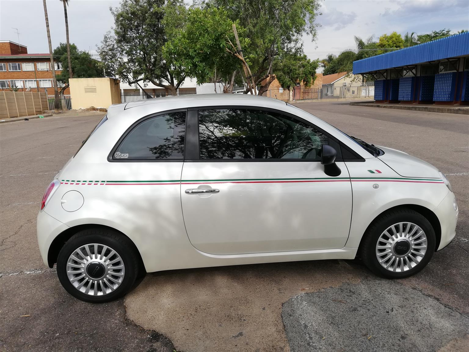 2012 Fiat 500 1.2 Pop