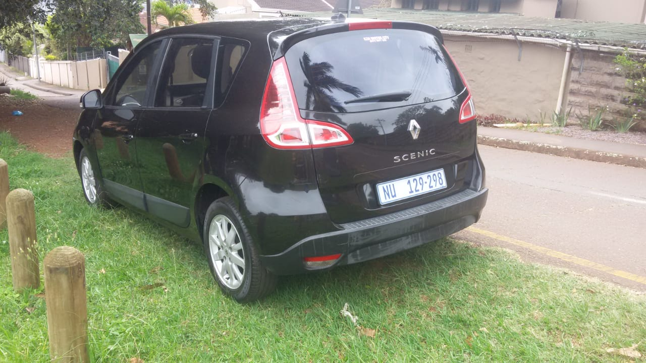 2010 Renault Scenic 1.6 Expression