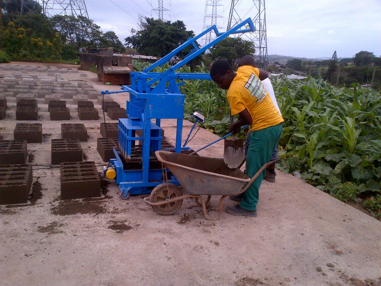 Brick Block Machinery
