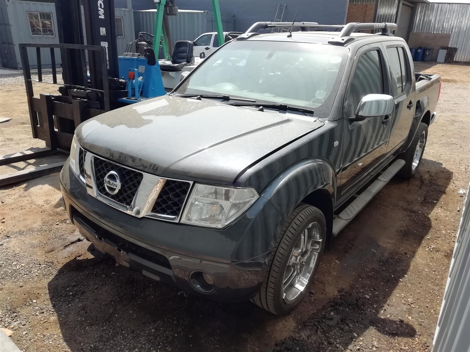 Nissan Navara Stripping For Spares