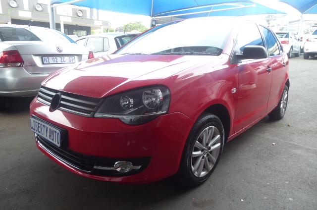 2014 VW Polo Vivo 5 door 1.4 Trendline