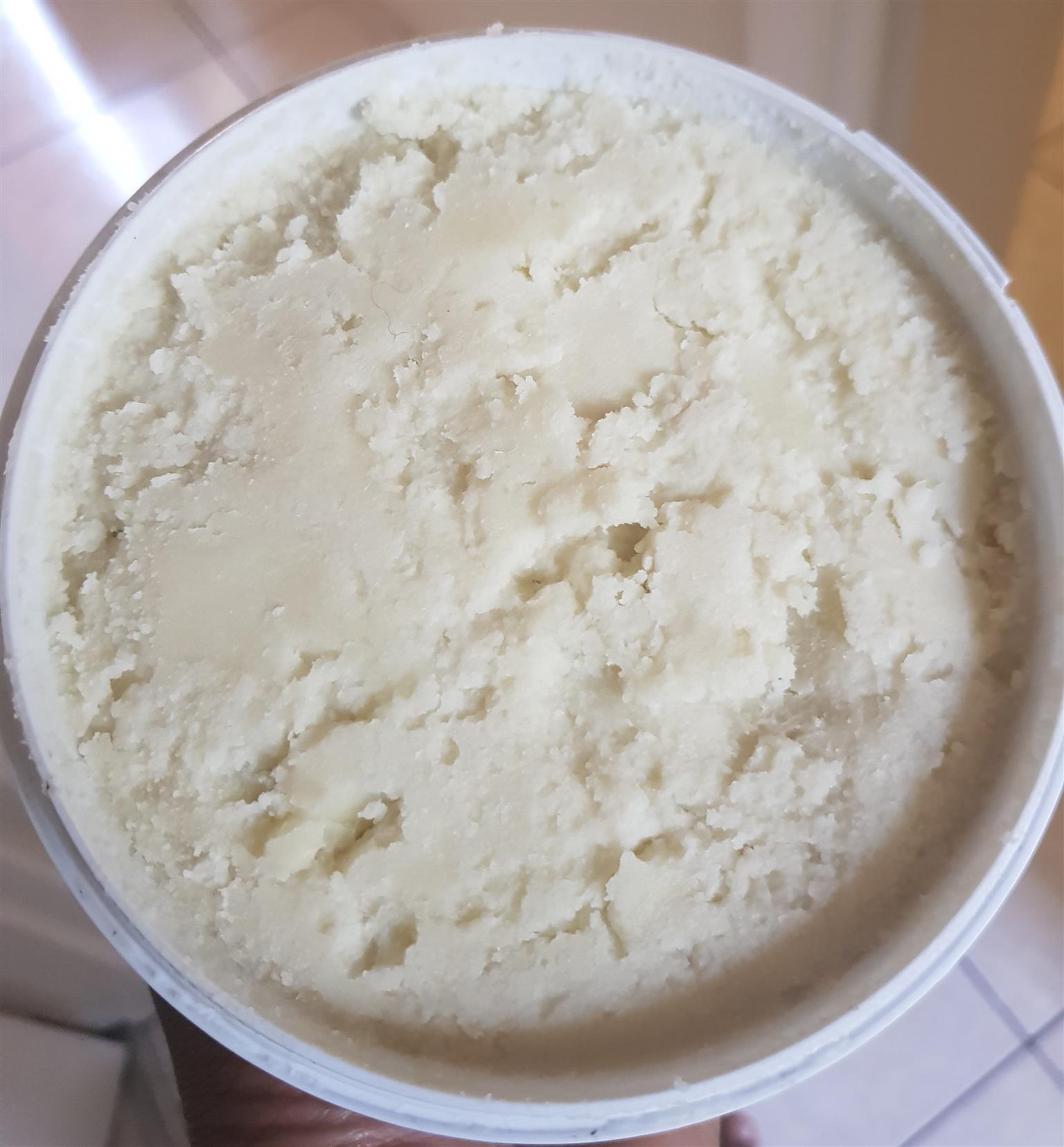Raw unrefined Shea Butter