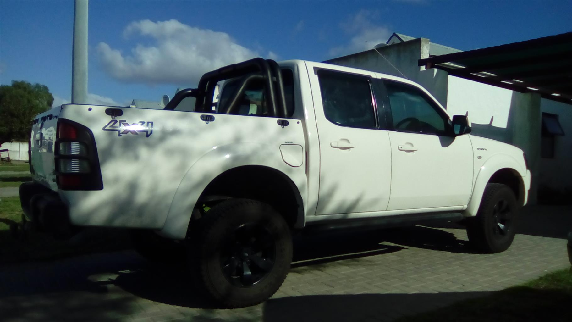 2008 Ford Ranger 2.5TD double cab 4x4
