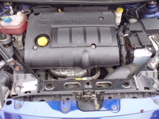 Complete Second hand used FIAT ENGINES