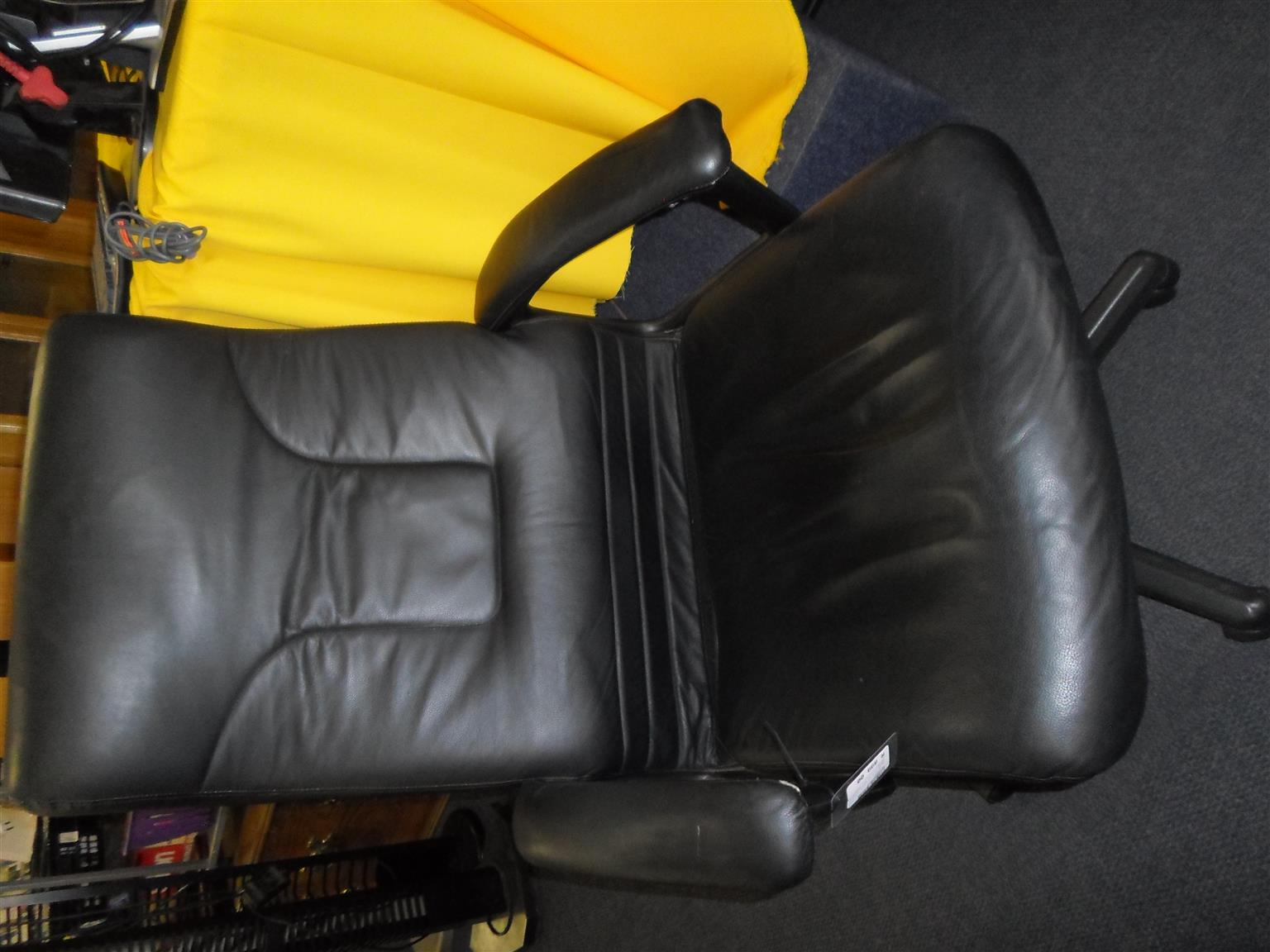 Leather Like Office Chair