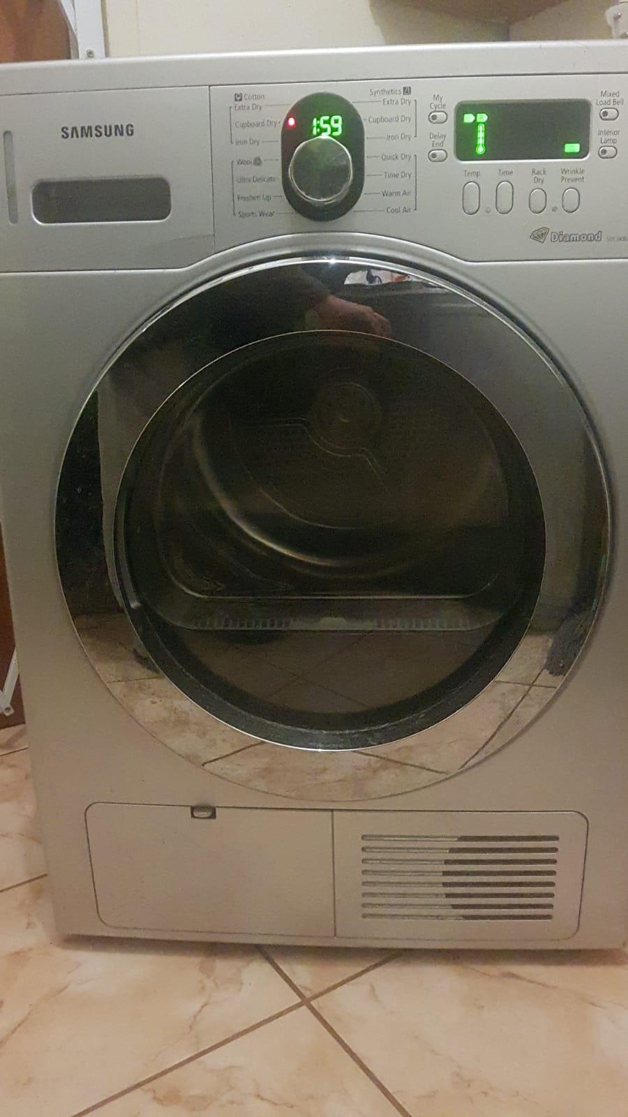 Samsung Condenser Dryer