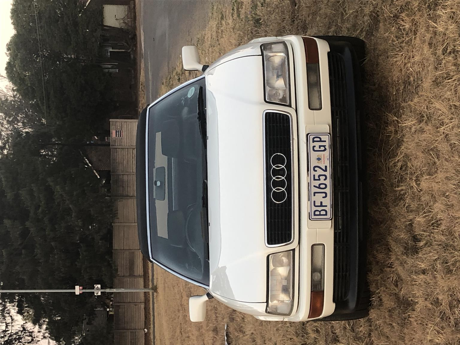 1997 Audi A4 3.0 cabriolet