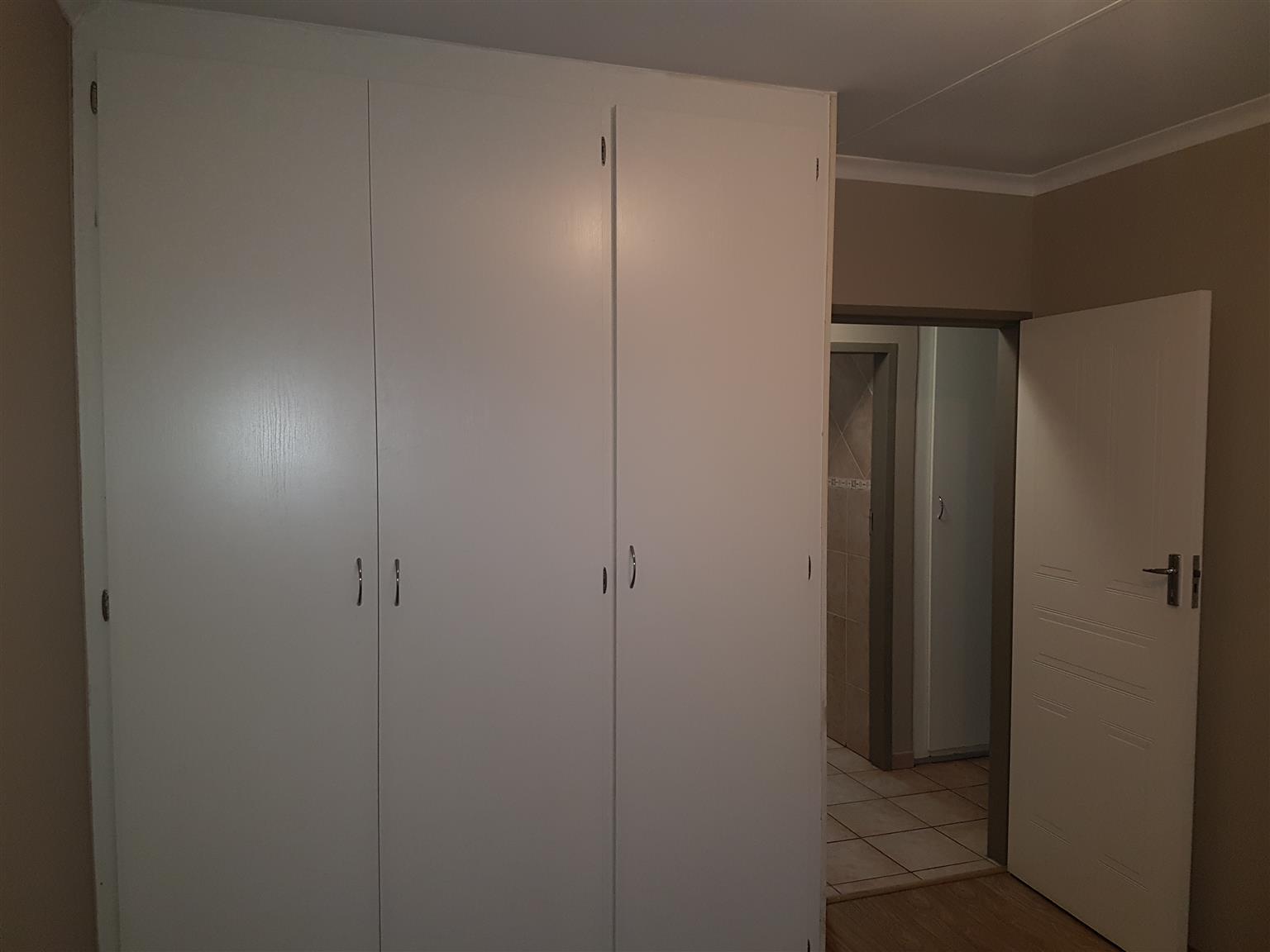 3 Bedroom House in security complex