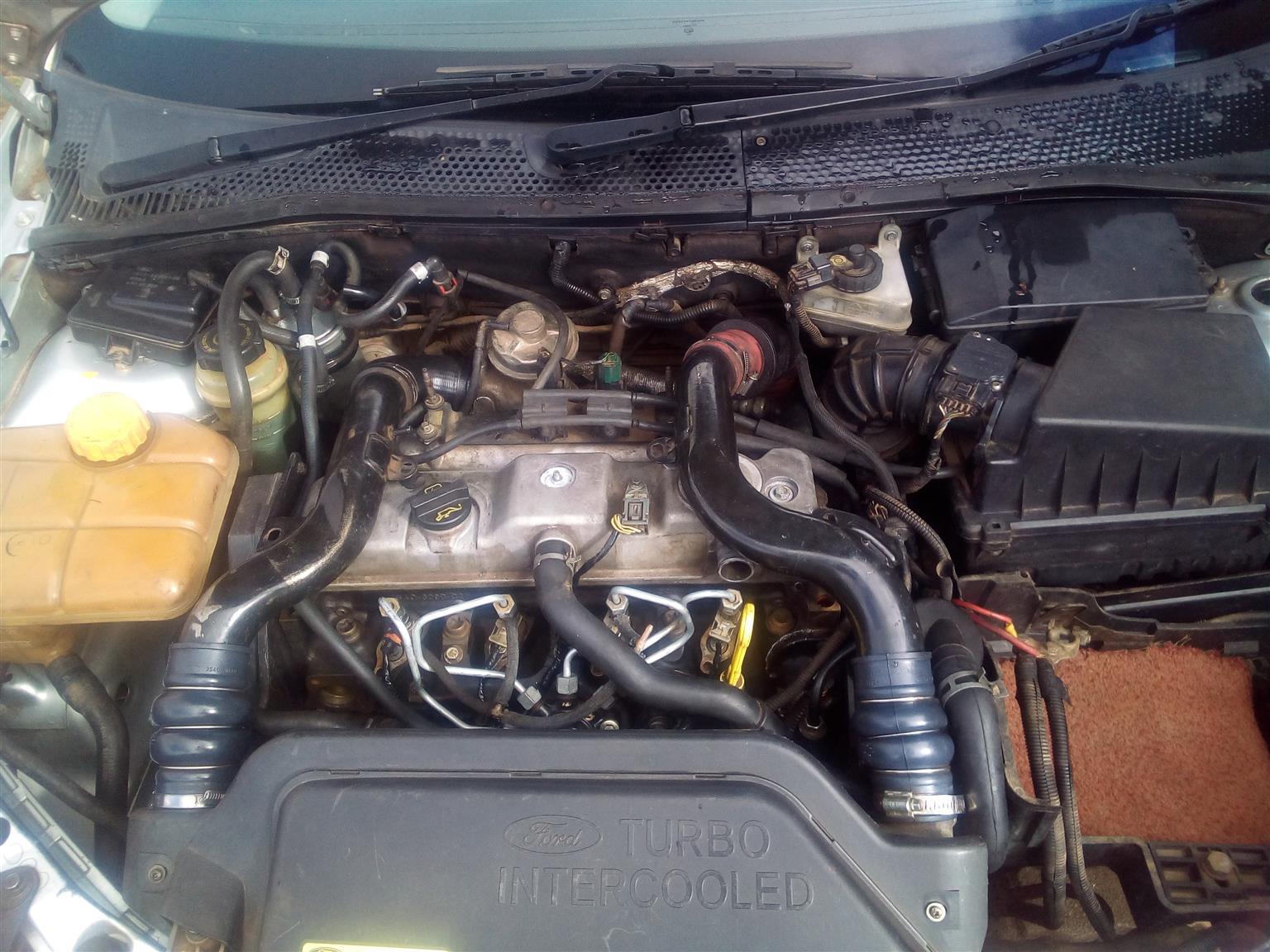 2004 Ford Focus 1.8 sedan Ambiente