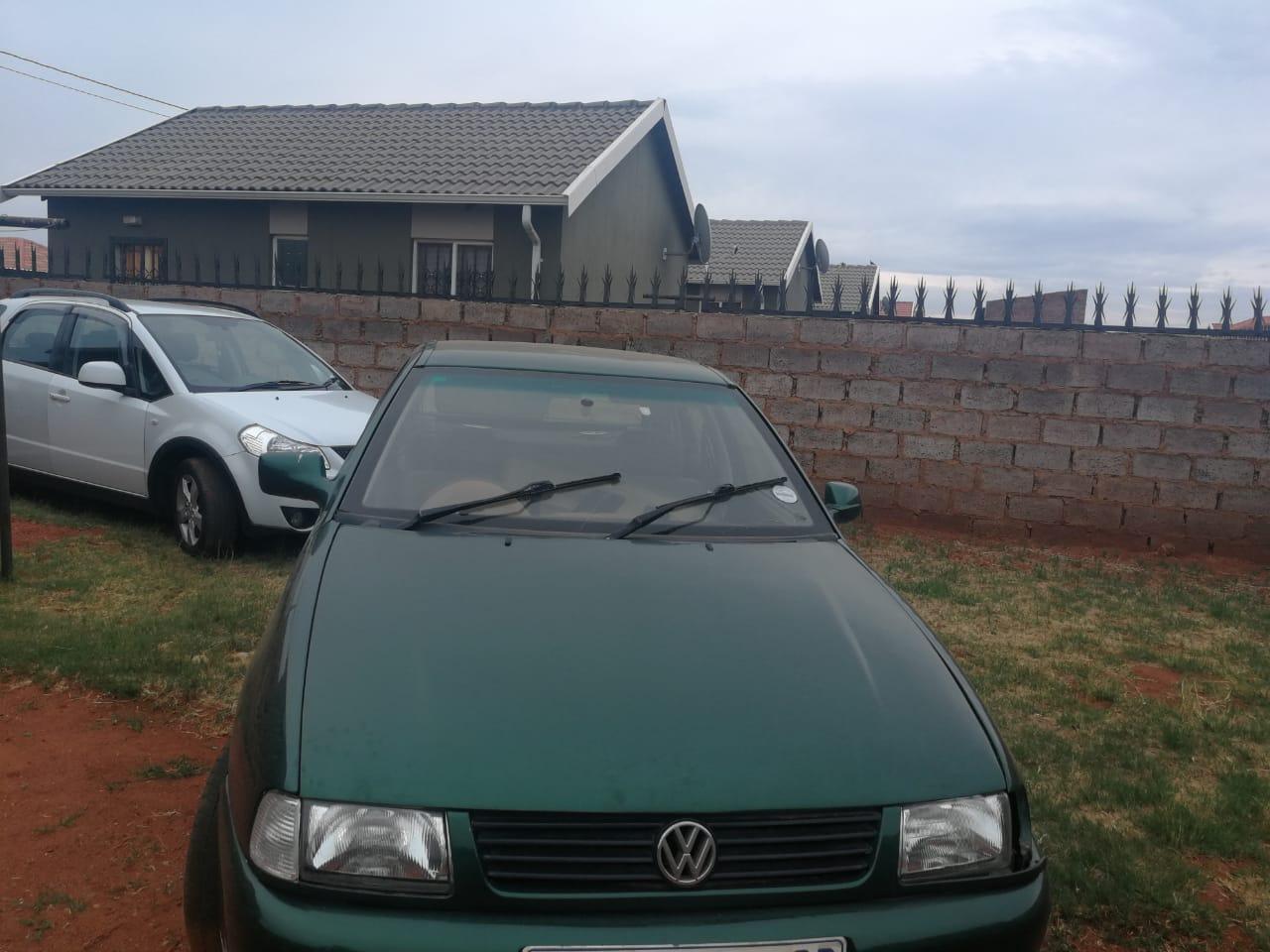 2000 VW Polo hatch POLO 1.0 TSI TRENDLINE