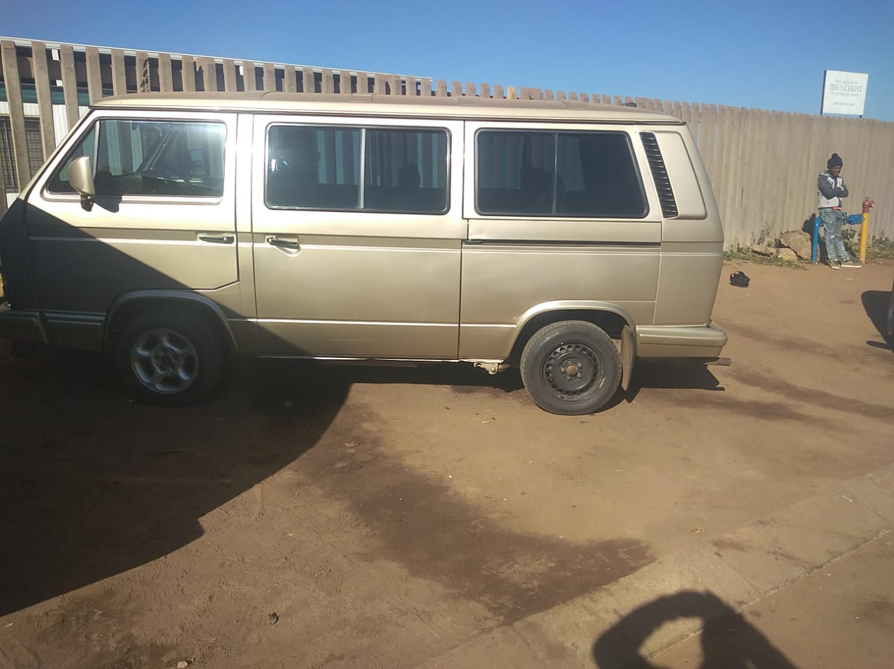 Microbus Active for sale