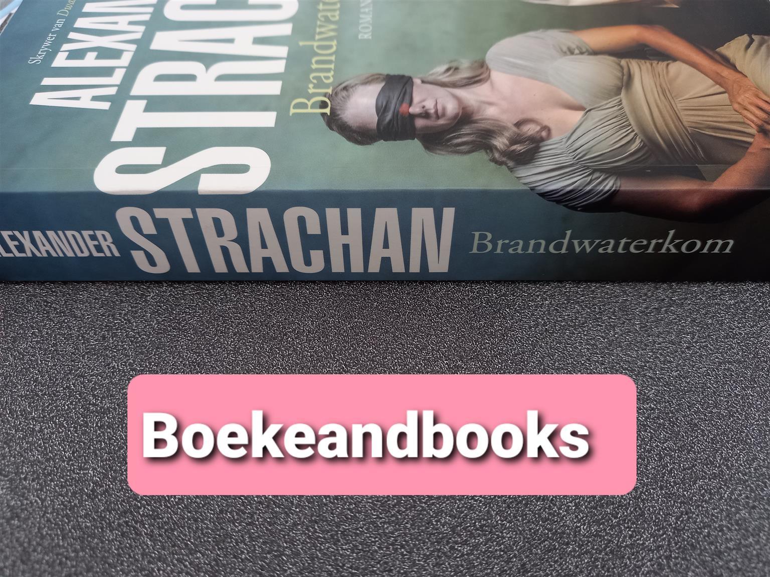 Brandwaterkom - Alexander Strachan.