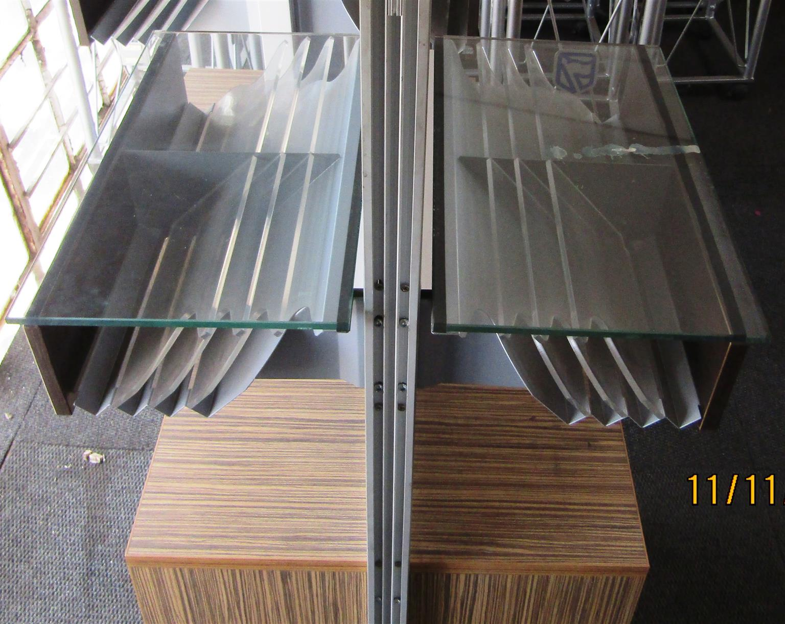 Double Sided Form/Pamphlet/Display Stand
