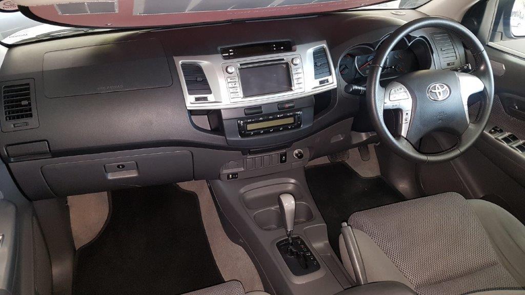 2013 Toyota Hilux 3.0D 4D double cab Raider auto