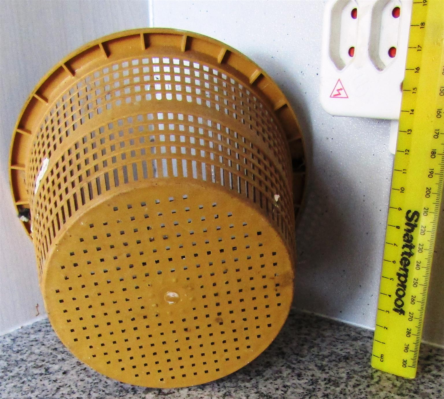Swimming Pool Weir Basket