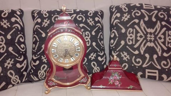 Antique swiss clock for sale