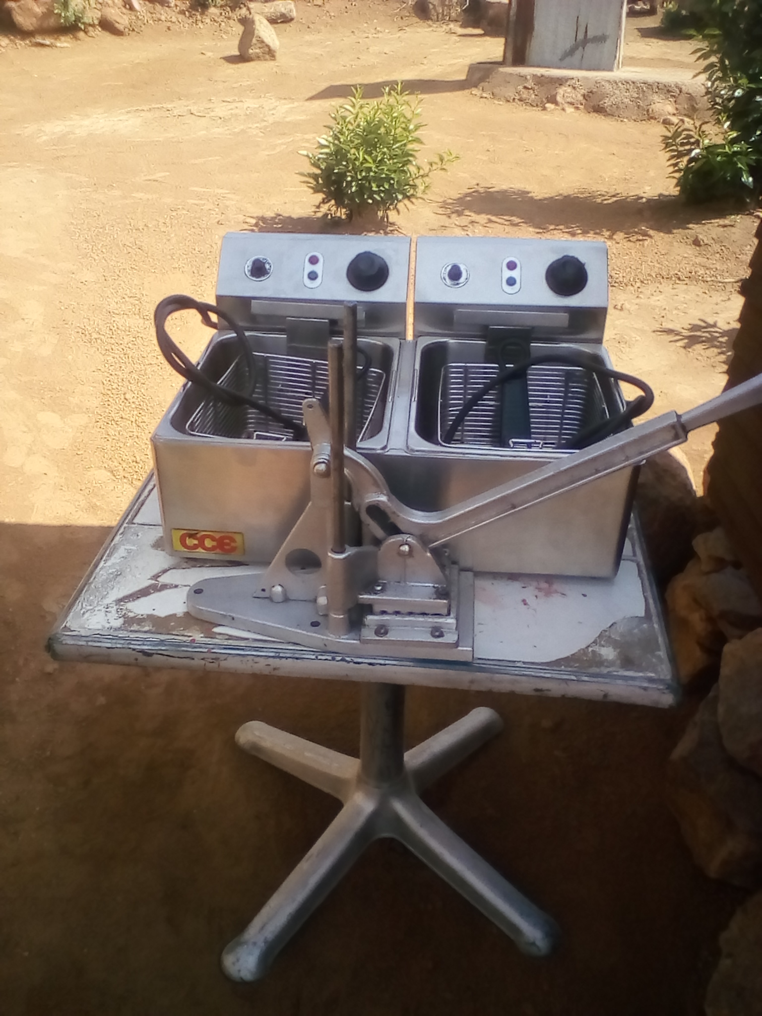 Electric Dip Fryer for sale.