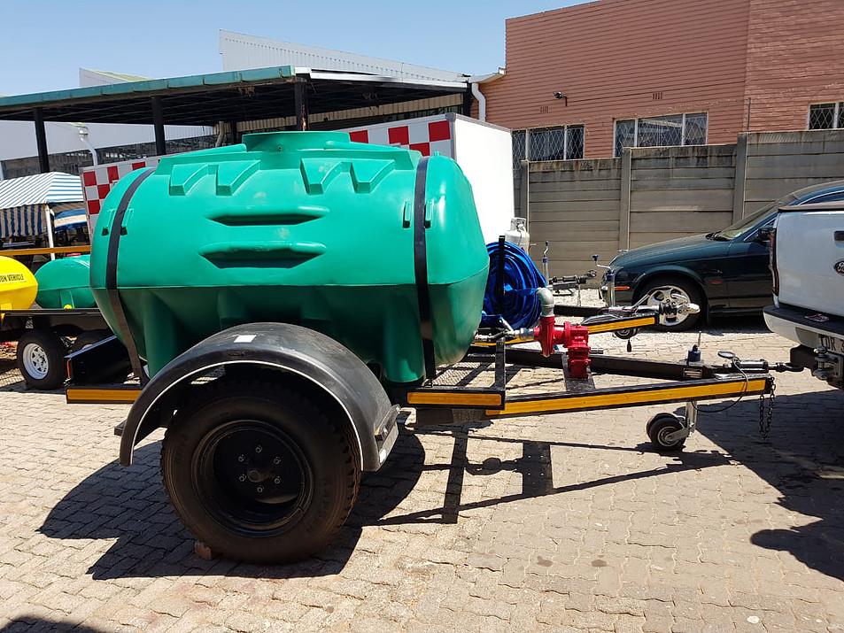 5000  liters Tanker  Plastic