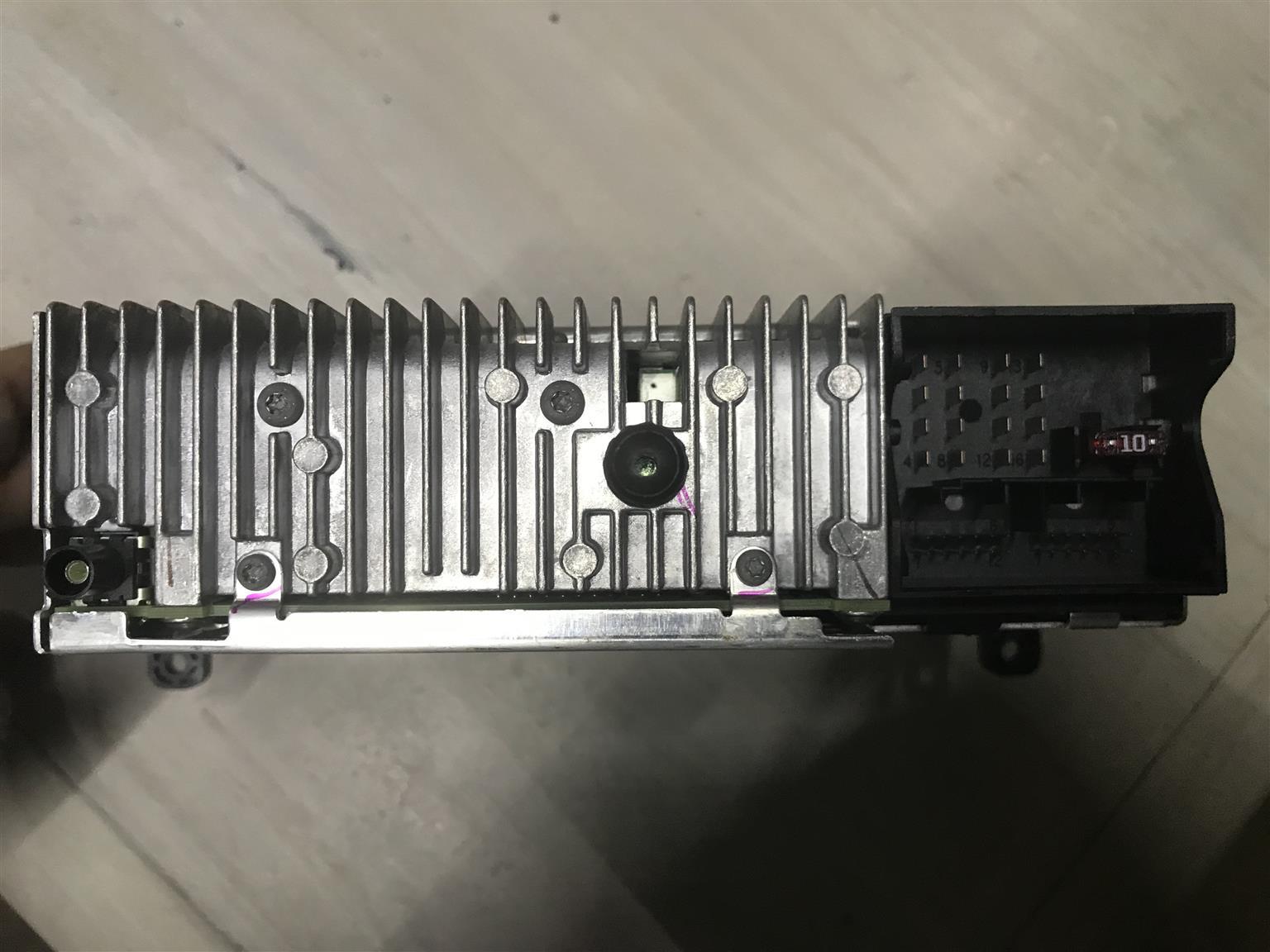 BMW E90 Original Radio