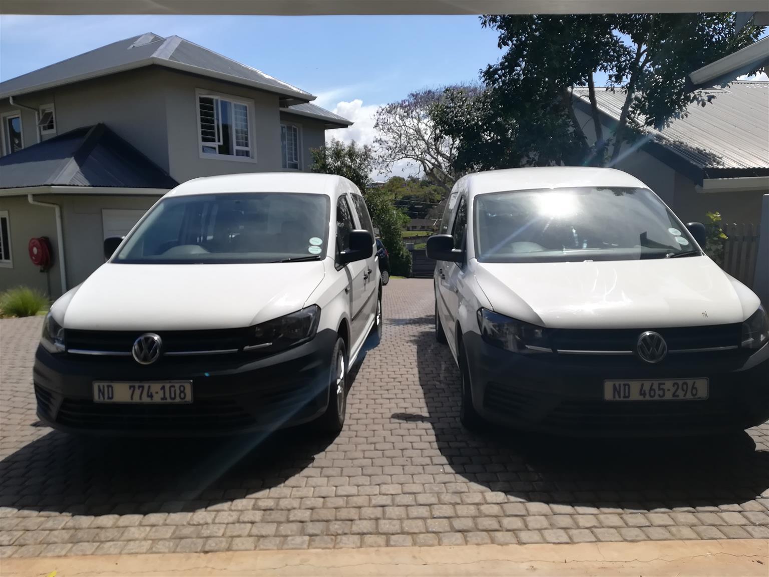 2017 VW Caddy 1.6 crew bus