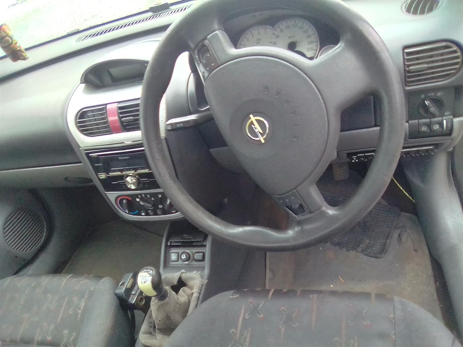 2005 Opel Corsa 1.6 Sport