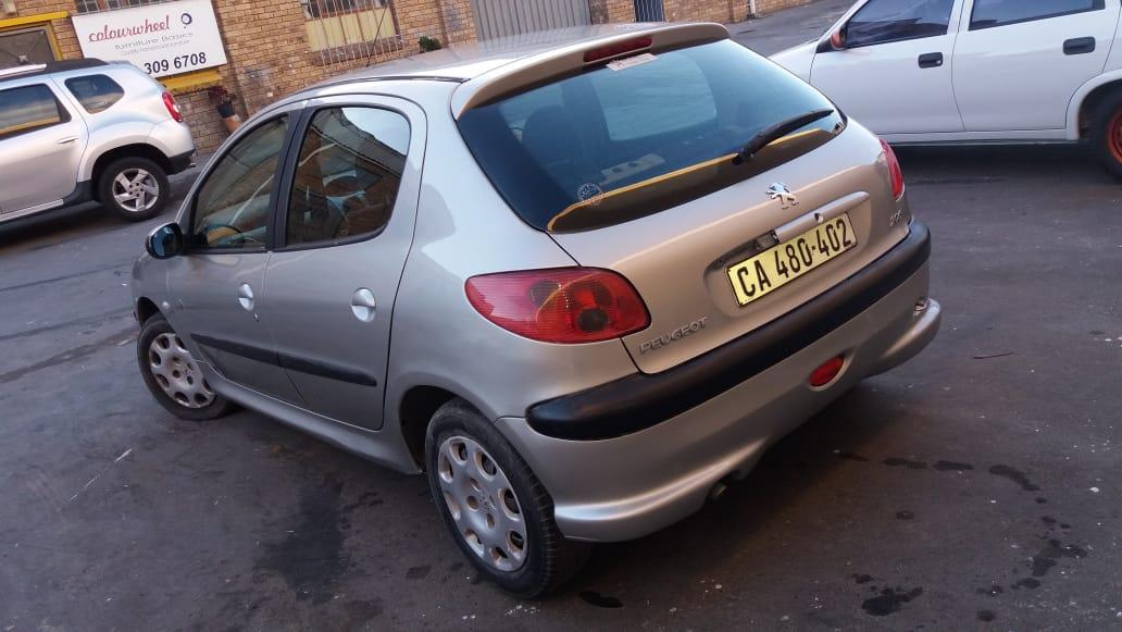 2005 Peugeot 306