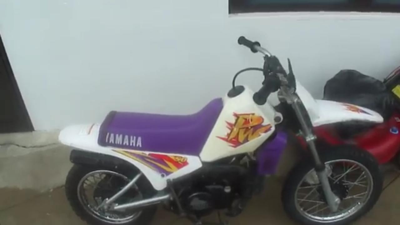 1995 Yamaha PW80