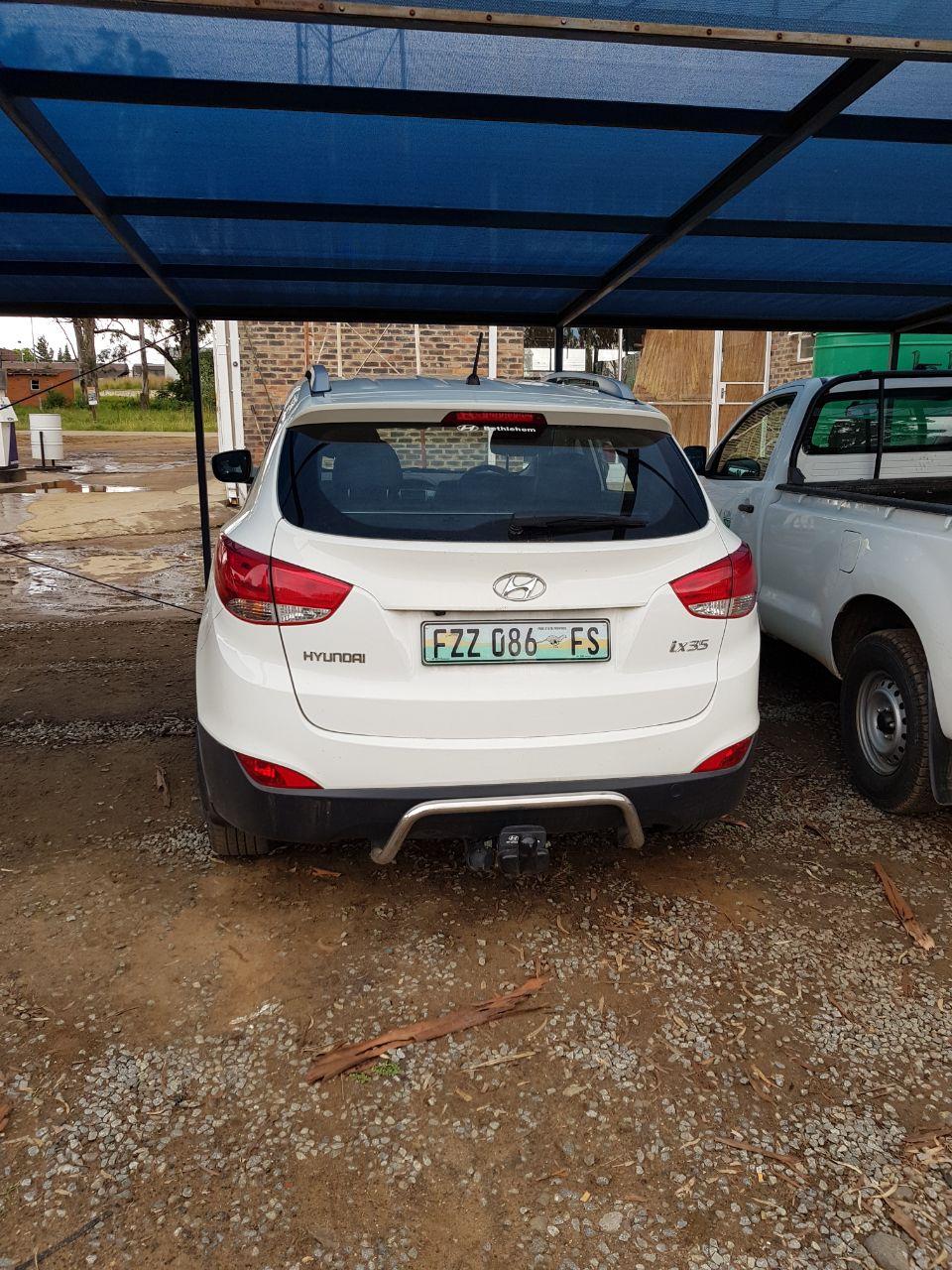 2012 Hyundai ix35 2.0 GL