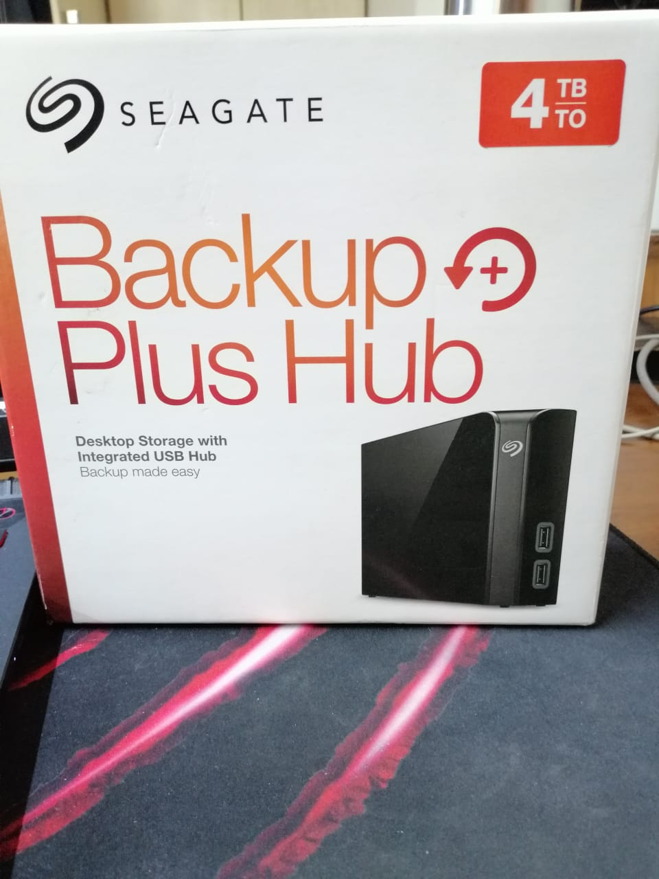 4TB Game Drive for Xbox one or Ps4 or Hard drive for you computer