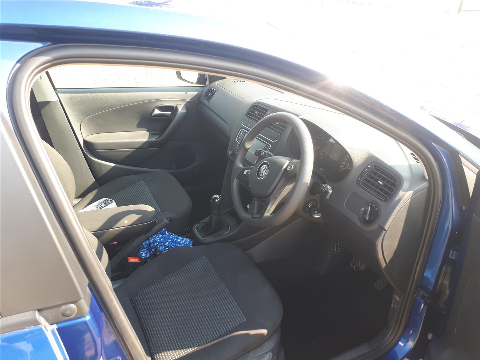2019 VW Polo Vivo hatch 1.4 Conceptline