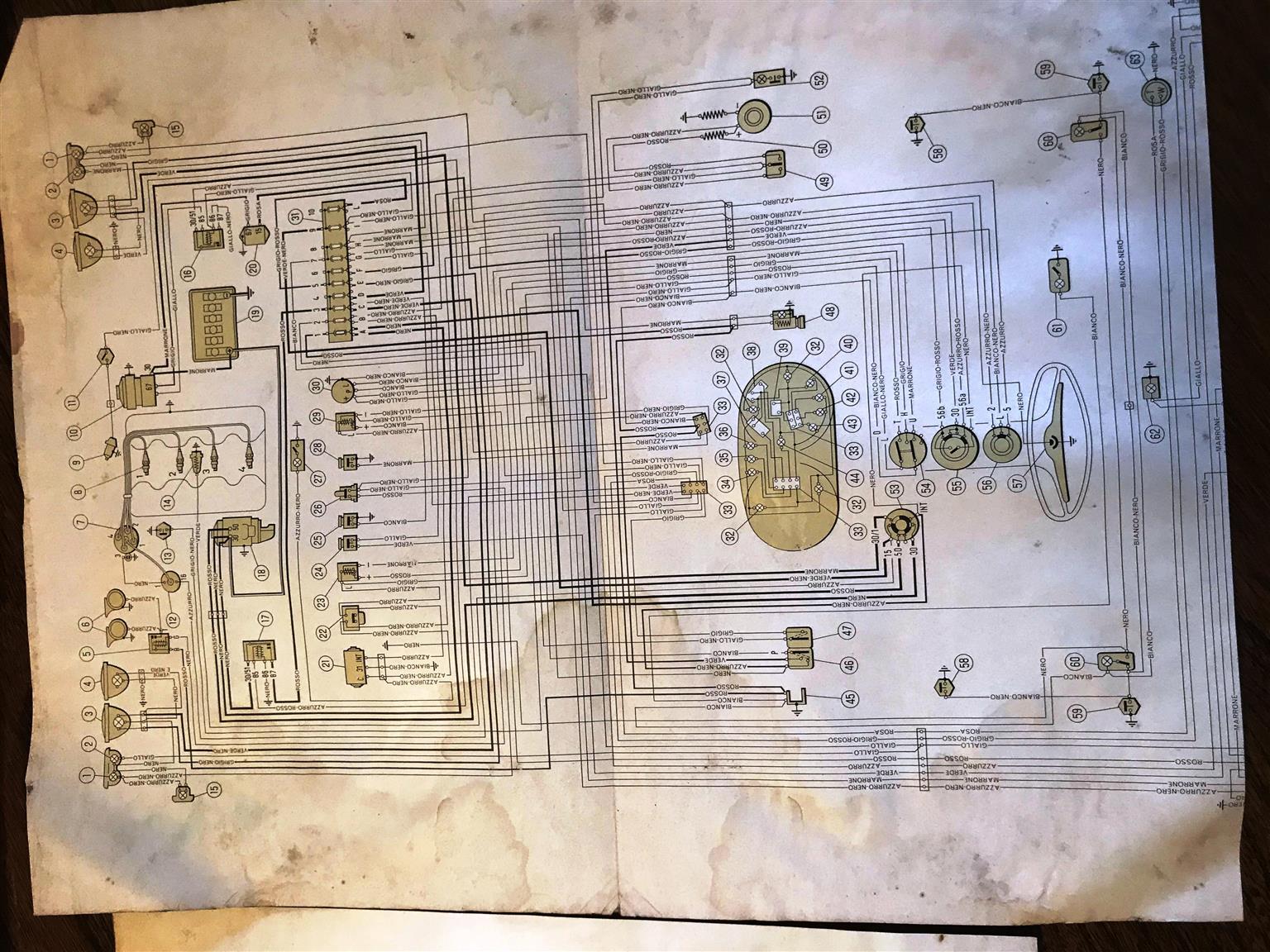 FIAT 125 /125S workshop manual