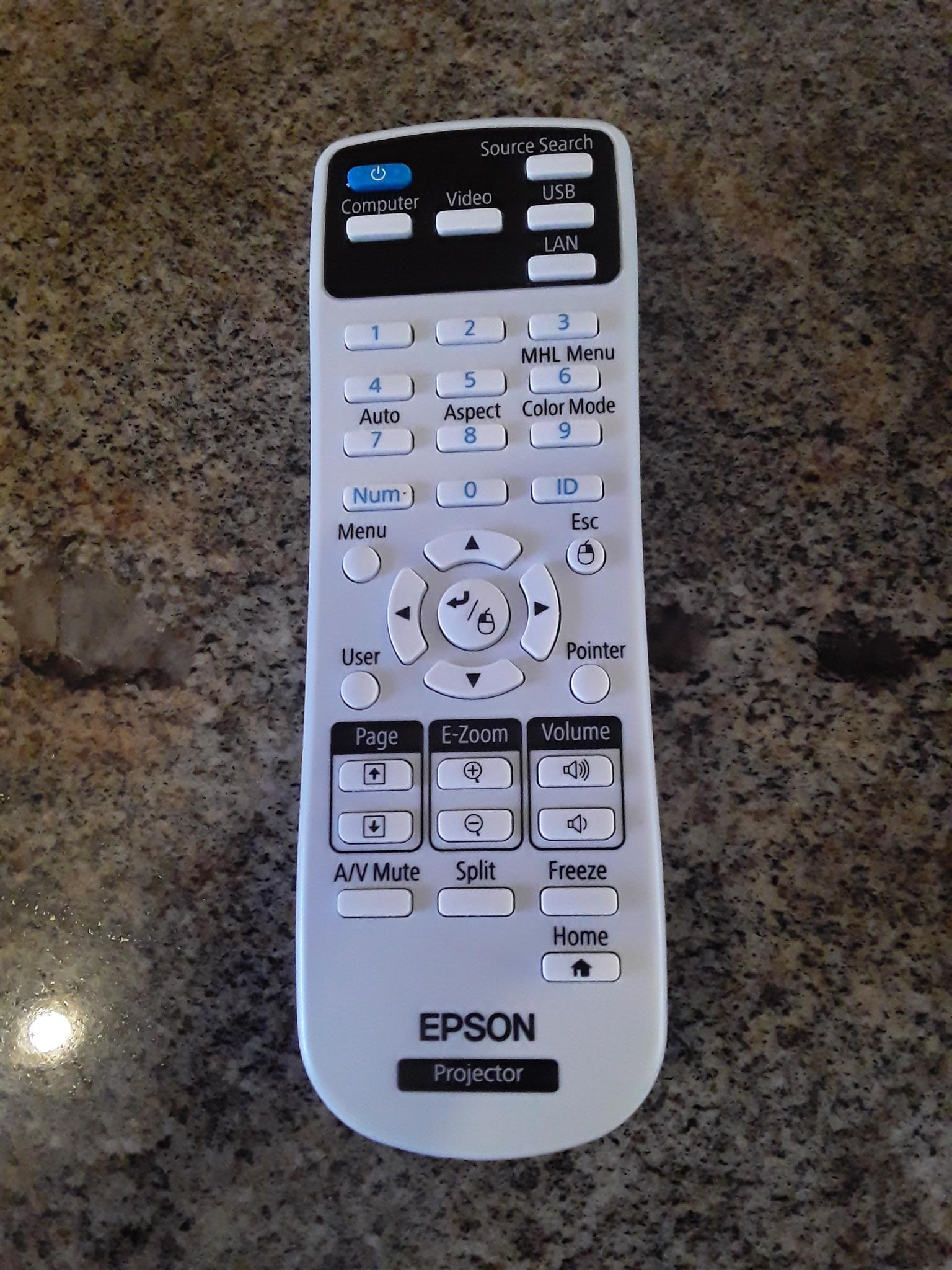 Epson Overhead Projector HDMI