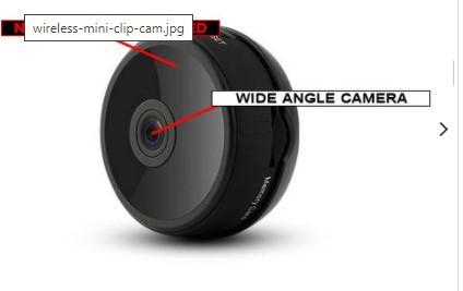 R2D2 Mini Camera for sale