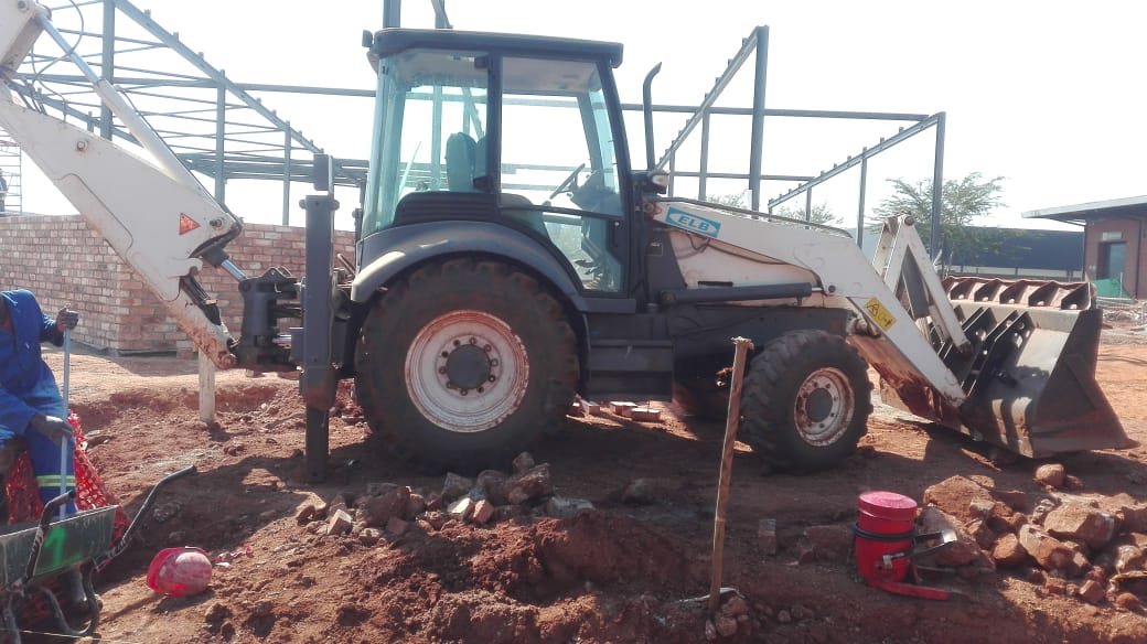 TEREX TLB 760 FOR SALE