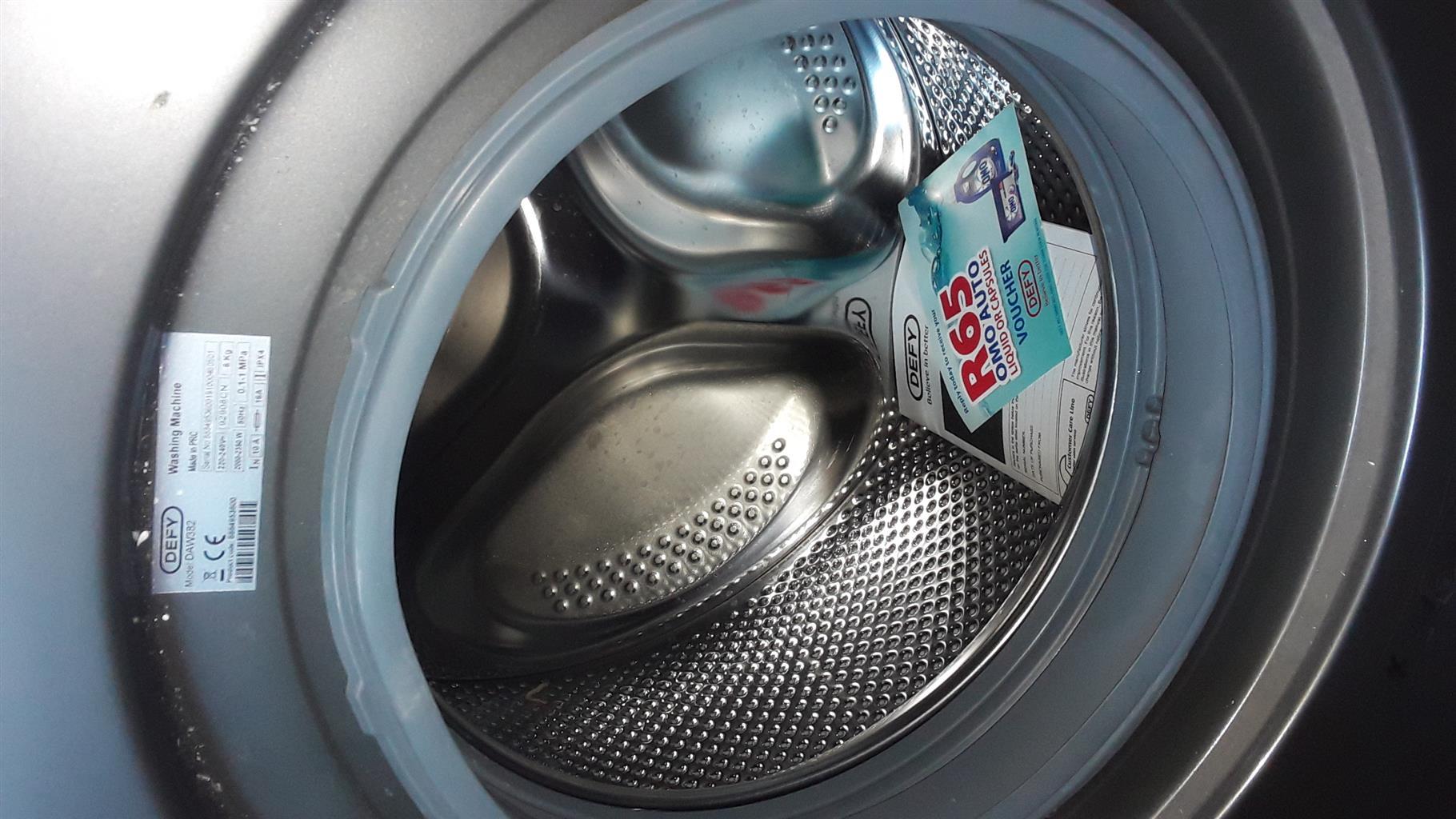 6kg dfy washing machine for sale