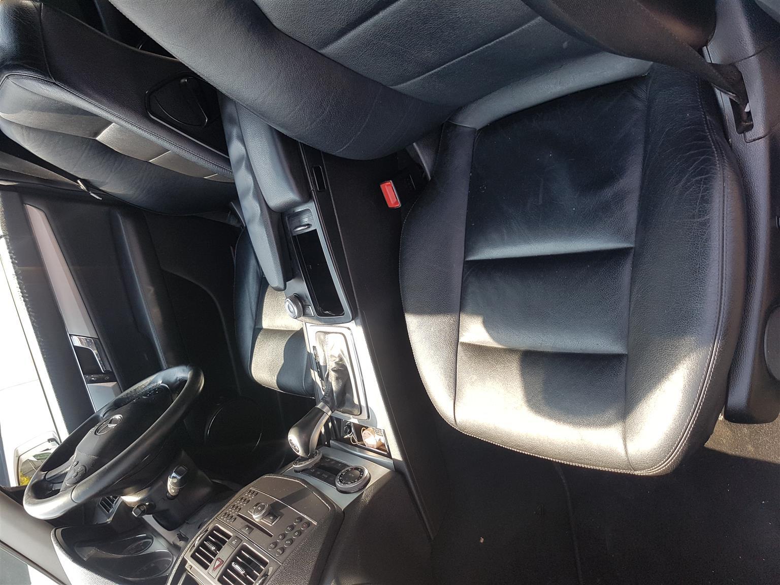 2010 Mercedes Benz C-Class sedan C200 A/T