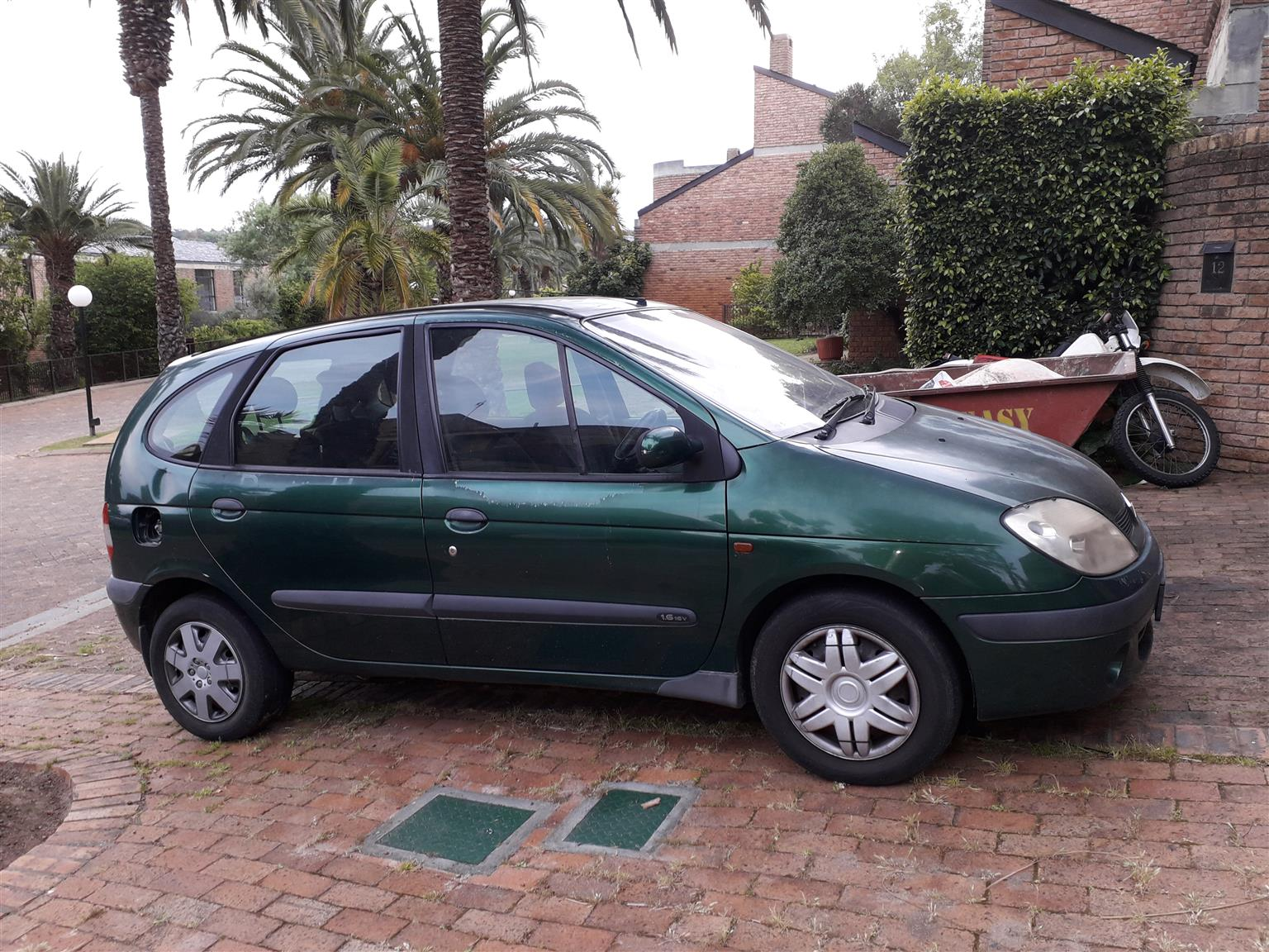 2001 Renault Scenic 1.6 Expression