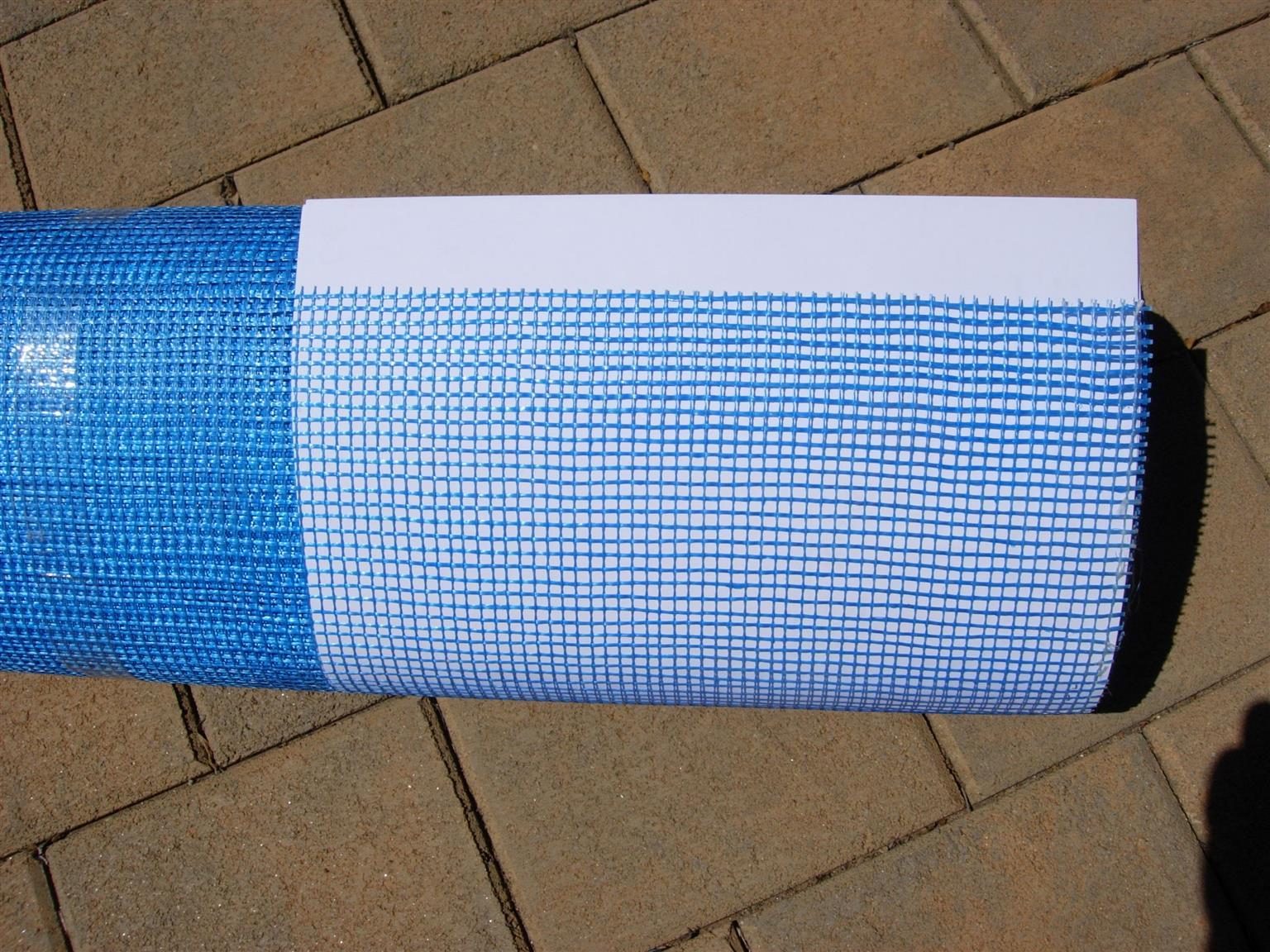 Fiber Mesh, used for plaster work