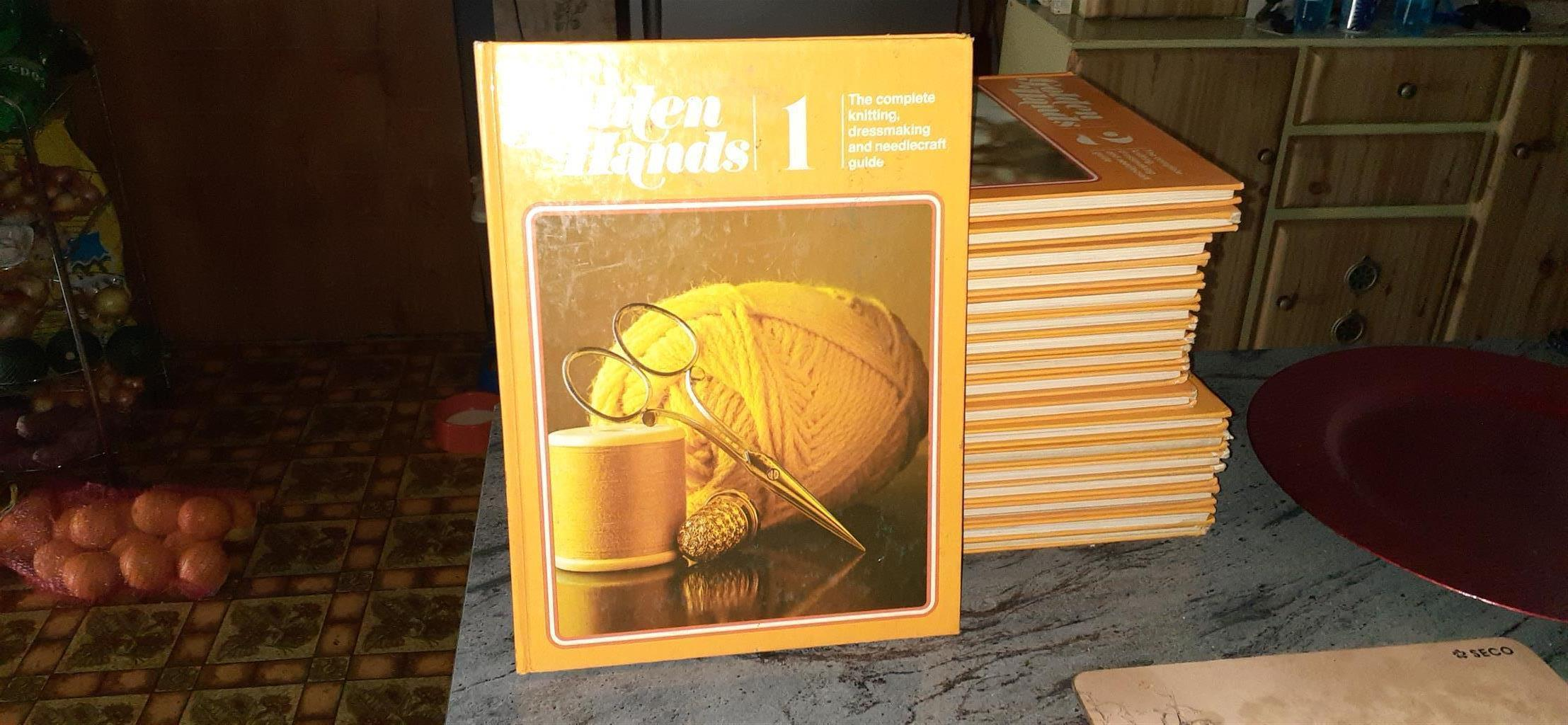 Golden Hands The complete knitting, dressmaking and needlecraft guide