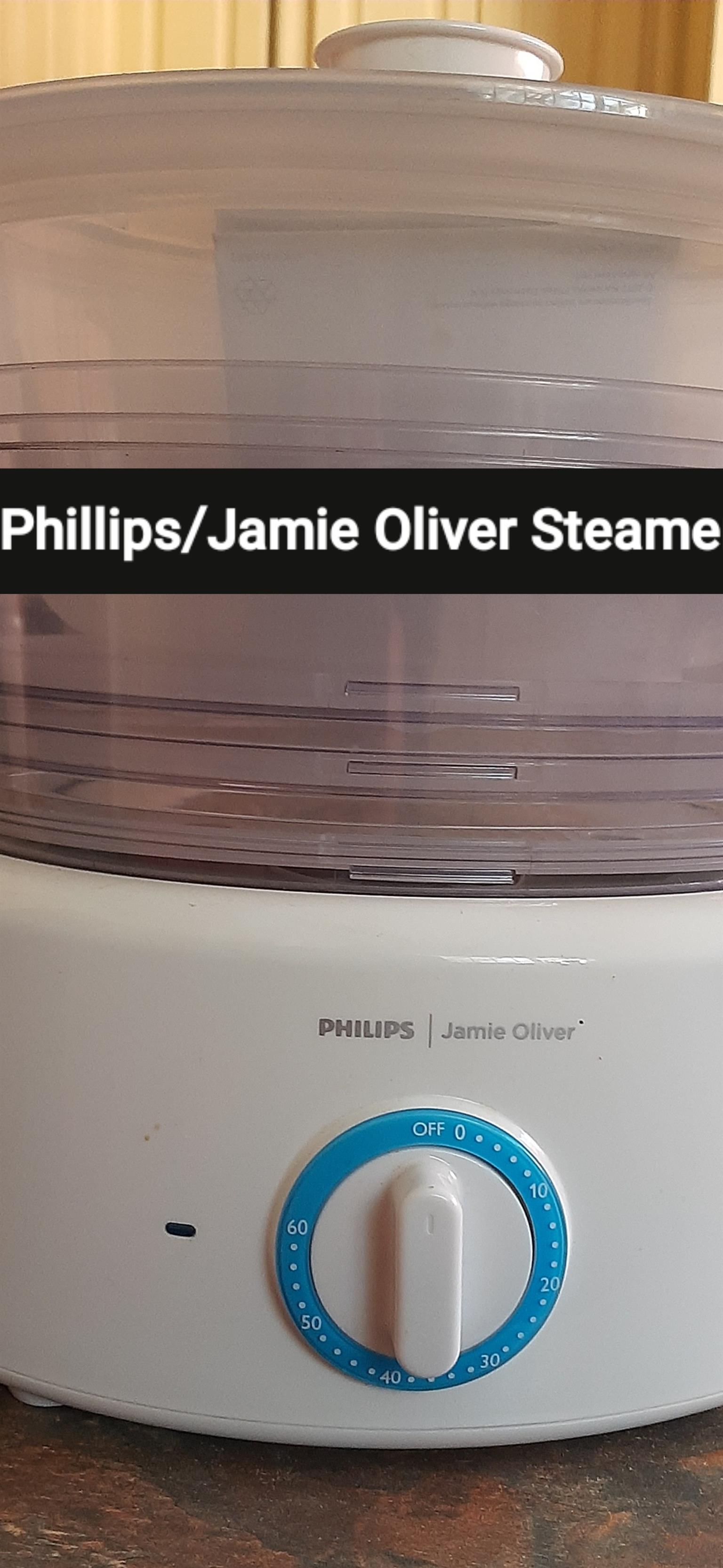 Phillips Jamie Oliver Multi Steamer