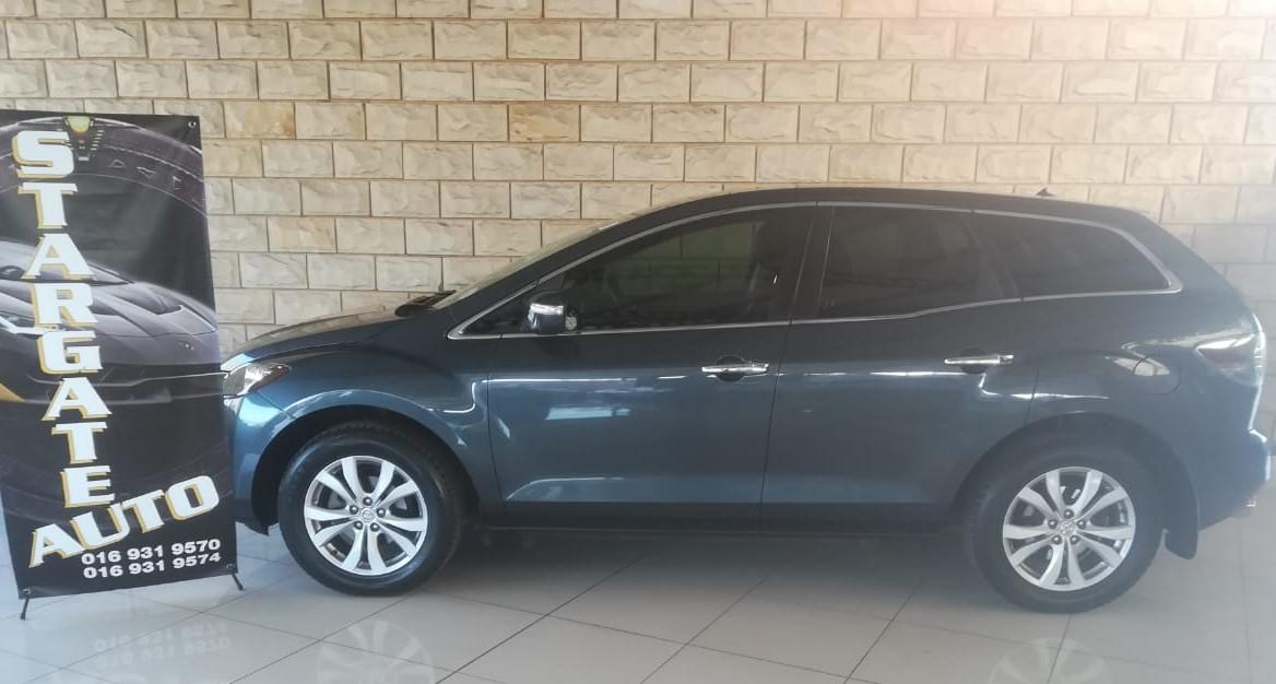 2012 Mazda CX 7 2.3T Individual