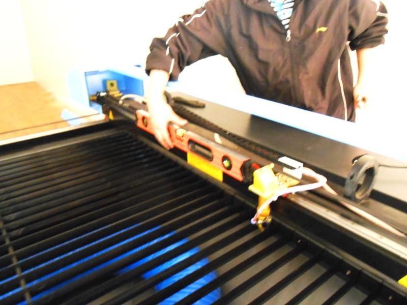 LC2-1630/C160 TruCUT Performance Range 1600x3000mm Flatbed, Conveyor Table & Feeding