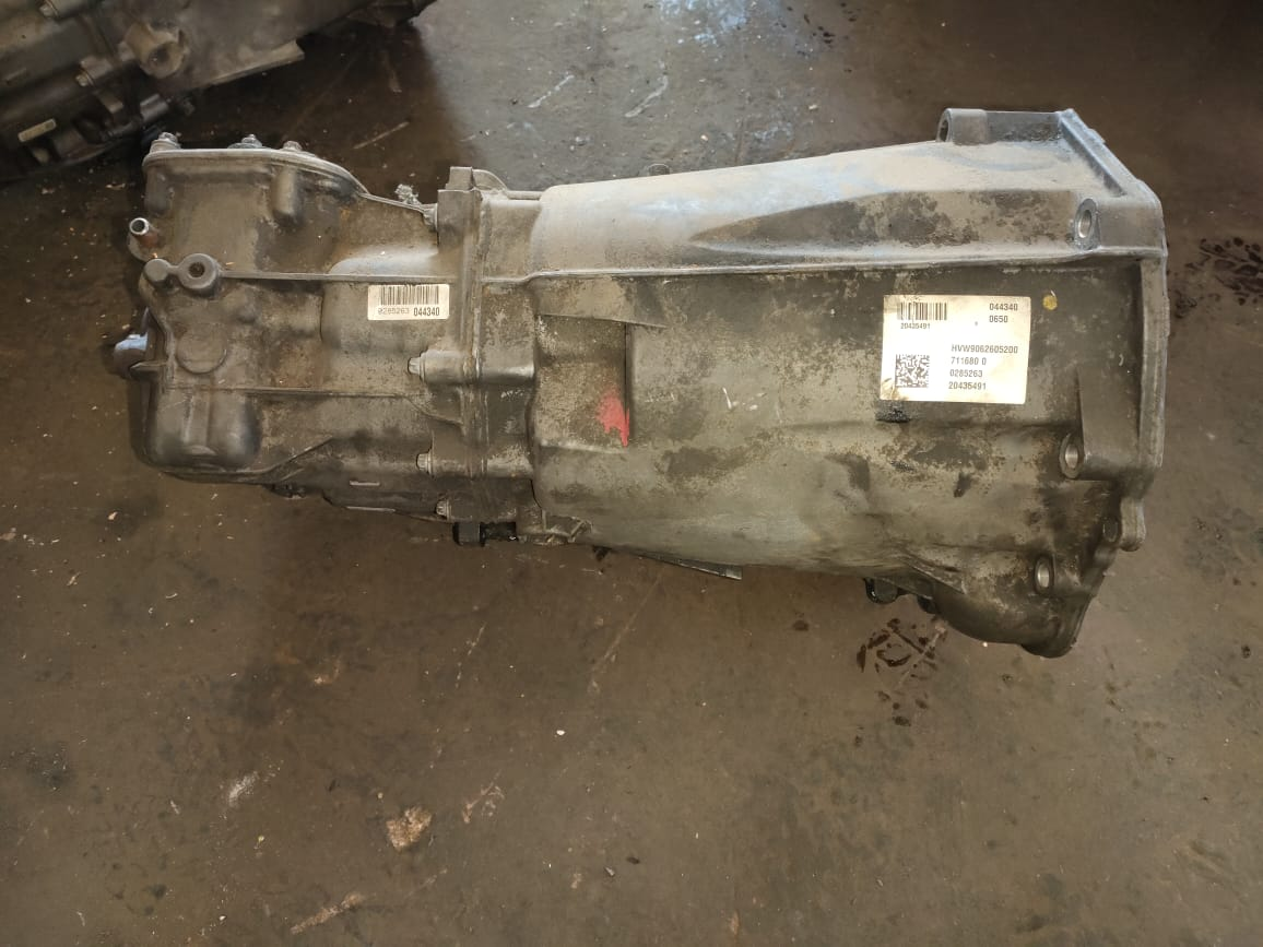 VW CRAFTER 2.5 GEARBOX FOR SALE