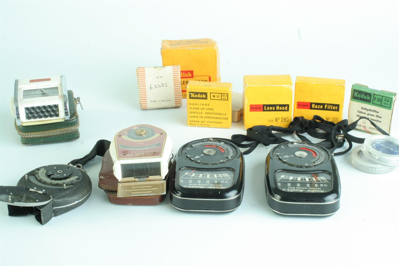 Professional Photographic (old generation) Equipment for Sale