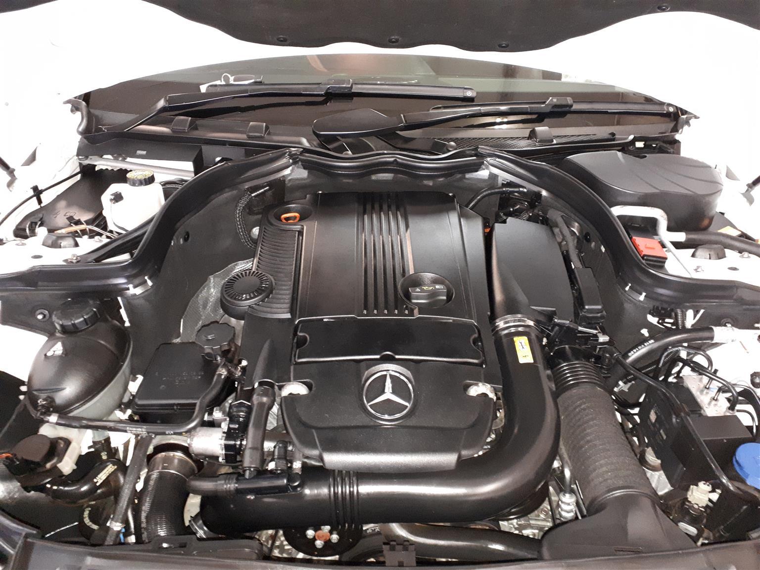 2014 Mercedes Benz C Class C200 estate AMG Line auto