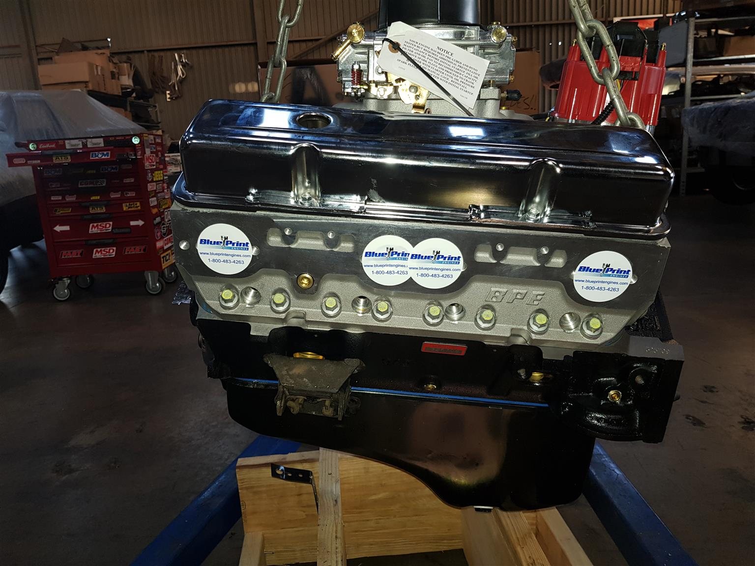 New Chevy 350 V8 Th350 Transmission Junk Mail Engine And