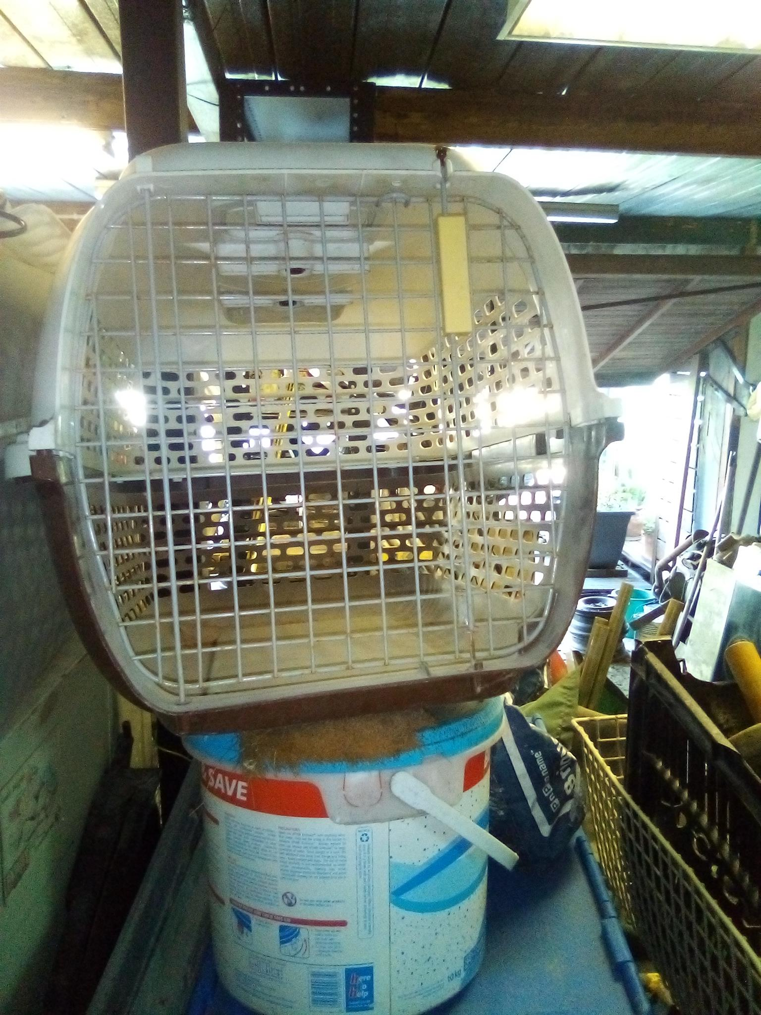 Pet transportation cage