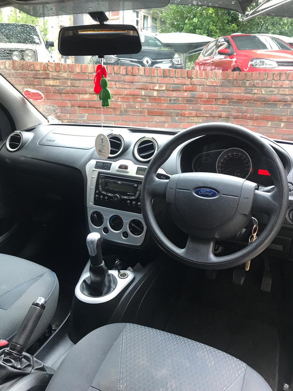 2015 Ford Figo 1.4 Trend