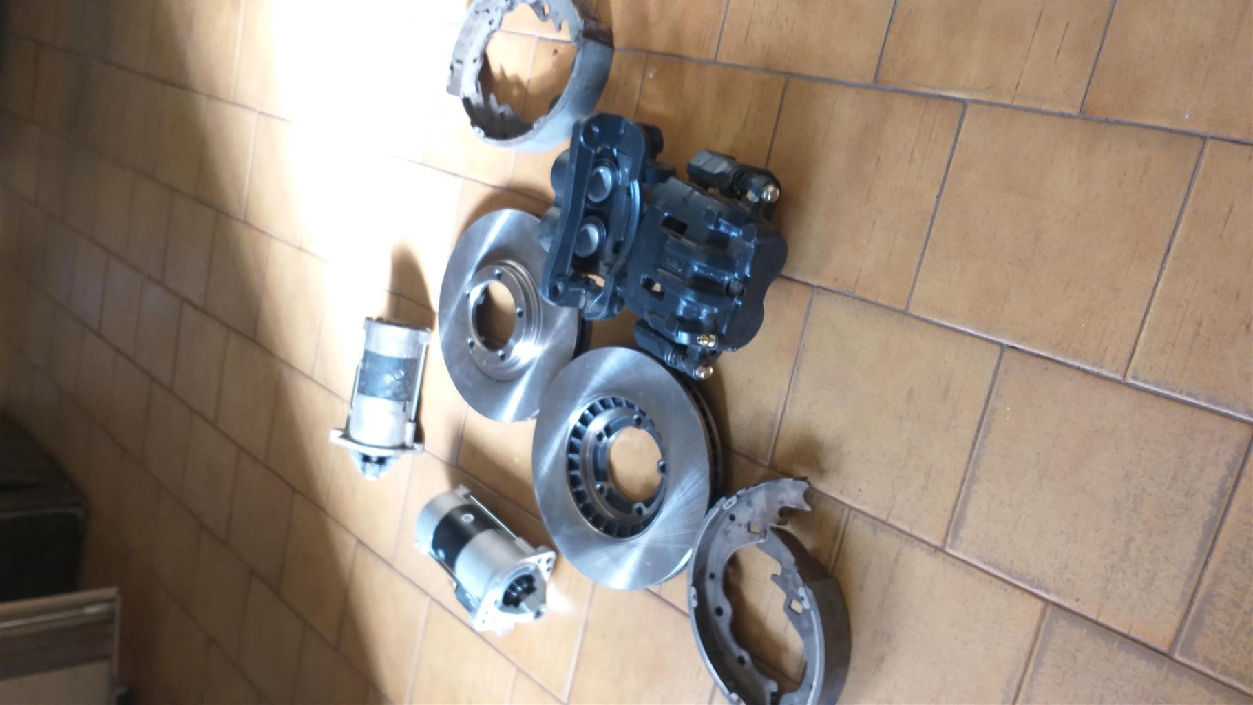 Hyundai H100  Spares